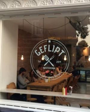Dineren bij Geflipt – Goddelijke burgers voor de knorrende maag
